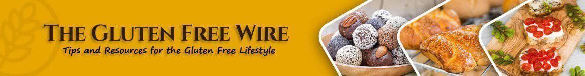 The Gluten Free Wire header image