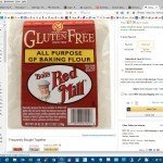 Bob's Red Mill Gluten Free All Purpose Baking Flour