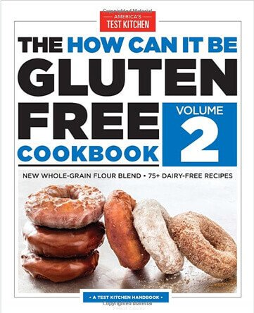The how can it be gluten-fraa cookbook Volume 2