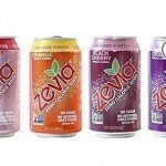 Zevia Zero Calorie Soda, Rainbow Variety Pack, Naturally Sweetened